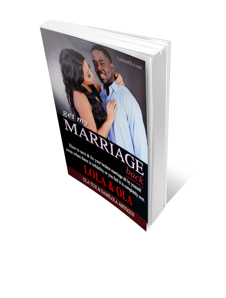 Get My Marriage Back (PAPERBACK) Image
