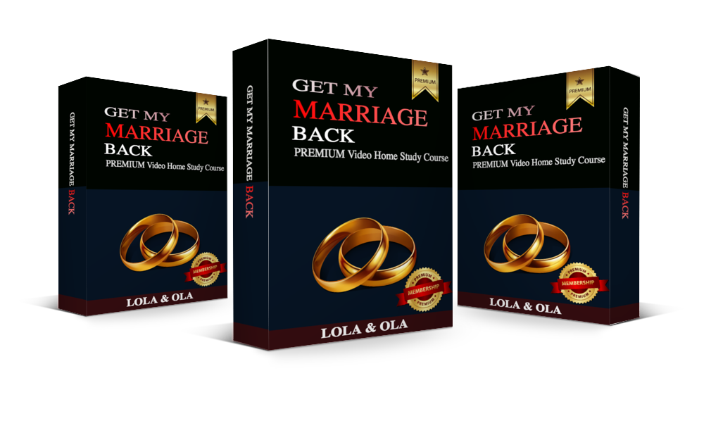 Get My Marriage Back (PREMIUM COURSE) Image