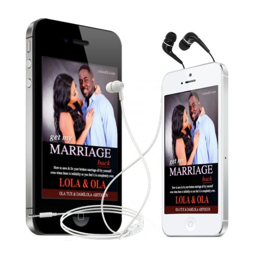 Get My Marriage Back (AUDIOBOOK) Image