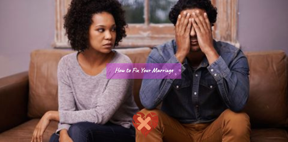 How to Fix Your Marriage Using 5 Simple Tricks